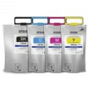 Tusze Epson WorkForce Pro WF-C869 zamienniki XXL T97 T9731 T9732 T9733 T9734