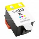 Tusz Samsung CJX1000 CJX1050W CJX2000 CJX-1000 CJX-1050W CJX-2000 zamienny C210 kolorowy